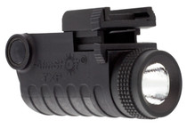 Aimshot Pistol LED Rail-Mount Light 130 Lumens Lithium Ion Black