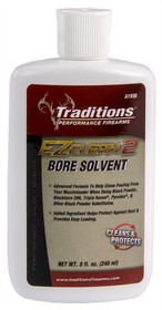 Traditions EZ Clean 2 Bore Solvent 8 fl oz