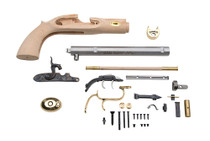 "Traditions Trapper Pistol Kit .50 Caliber 9.75"" Barrel Prim/Blade Wood#2"