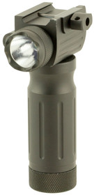 Sun Optics Tactical Forend Grip/Laser Green Laser Any with Rail Picatinn