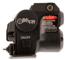 Sun Optics Micro Compact Laser Combo Green Laser