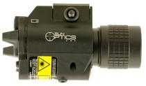 Sun Optics 750 Lumen Compact Light/Laser Red