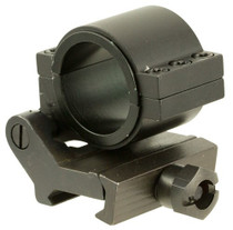 Sun Optics Flip-To-Side 30mm Dia Low Black Matte