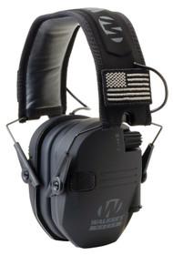 Walkers Game Ear Razor Patriot Earmuff 23 dB Black