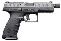 "Beretta APX Combat 9mm 4.25"" Threaded Barrel 3-Dot Sights Rail Black Finish 17rd Mag"