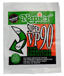 Napier VP 90 Field Patch Gun Cleaning Wipes 2 ml