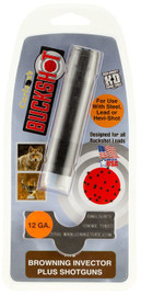 Carlsons Browning Invector Plus 12 Gauge Buckshot Invector-Plus 17-4 Heat