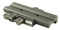 Samson Picatinny Rail For ACOG Mount Quick Release Style Black Finish