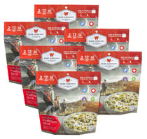 Wise Foods Outdoor Food Kit Noodles and Beef Dehydrated/Freeze Dried