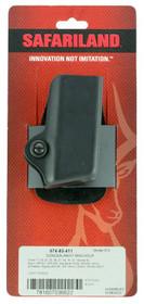 Safariland Model 74 Magazine Pouch Black Thermal Molded Laminate Glock 17/22