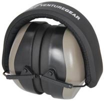 Pyramex Glasses VentureGear PM8010 Ear Muffs NRR 26db Gray Clampacked