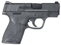 Smith & Wesson M&P Shield 40 S&W, 3.1, MA Compliant 10lb Trigger, Black