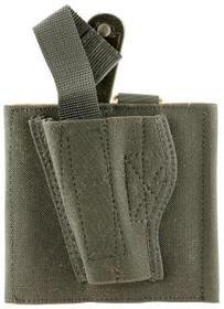 Desantis Gunhide 062BBMAZO Apache Ankle Rig Glock 43/42 Black Left Hand Elastic#2