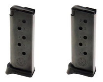 Ruger LCP 380 ACP 6 rd Black
