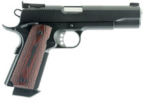 "Ed Brown Executive Target Gen 4, 45 ACP, 5"", 7rd, Laminate Grips, Black, CA Compliant"