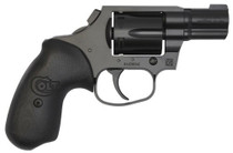 "Colt Night Cobra 38 Special +P, 2"" Barrel, Matte SS Finish, Night Sights, Hogue, 6rd"