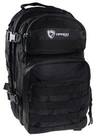 Drago Gear Scout Backpack Black