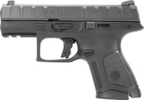 "BERETTA APX COMPACT 9mm 3.7"" FS 13rd Mag BLACK POLYMER"