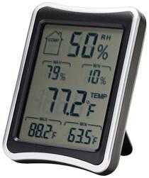 Snapsafe Hygrometer, Temp, Humidity Min Max