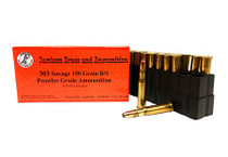 Jamison Prowler Grade 303 Savage 150gr Round Nose, 20rd/Box