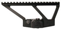Arsenal Accessory Rail For AK Variants Picatinny/Quick Release Style Black