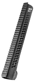 "Samson Evolution AR-10 Handguard 15"" 6061-T6 Aluminum Black Hard Co"