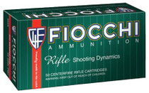 Fiocchi Rifle 25-06 Rem 117gr BTSP 117GR 20rd/Box