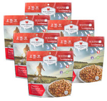 Wise Foods Outdoor Food Kit Cheese Lasagna Dehydrated/Freeze Dried