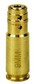 Aim Sports Laser Bore Sigther 9mm Chamber Brass