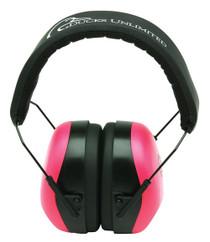 Pyramex Ducks Unlimited PM8010 Earmuff 26 dB Black/Pink