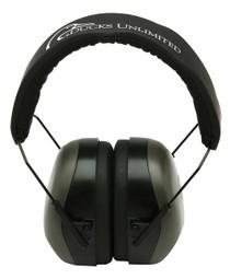 Pyramex Ducks Unlimited PM8010 Gray Earmuff 26 dB Black/Gray