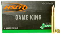 HSM Game King 35 Whelen 225gr, SBT 20 Bx/ 20 Cs