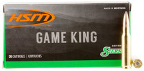 HSM Game King 300 Savage 150gr, SBT, 20rd Box