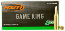 HSM Game King 243 Winchester 100gr, SBT, 20rd Box