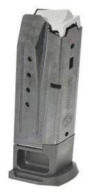 Ruger Security-9 9mm Magazine, 10rd, Steel Black Oxide Finish
