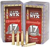 Hornady Varmint Express 17 Hornady Magnum Rimfire (HMR) 15.5gr, Non-Toxic 50rd/Box