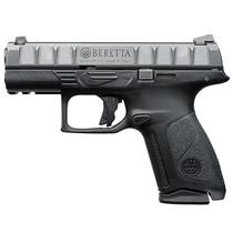 "Beretta APX Centurion 9mm, 3.7"", Black, 15rd"