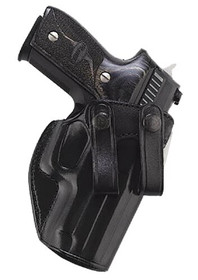 Galco Summer Comfort Glock 17/22/31, Ruger Security-9, Black, RH