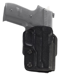 Galco Stryker Glock 19/23/32/36, Black, RH