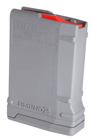 Amend2 Magazine AR-15 10rd Gray