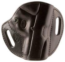 "El Paso Saddlery Crosshair 1911 Browning 4.31"" Barrel Leather Black"