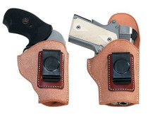 El Paso Saddlery EZ Carry 1911 Full Size/Compact Leather Russet