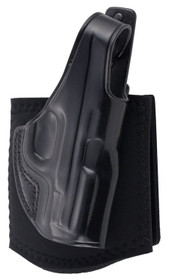 Galco Ankle Glove S&W M&P Shield 9/40/45, 2.0 9/40, Black, RH