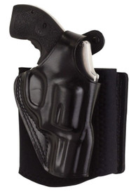 Galco Ankle Glove SiG P239, Colt Mustang, Kimber Micro 380, Black, RH