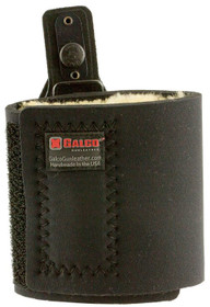 Galco Ankle Lite Ruger LC9, EC9S, SCCY CPX-2, Black, RH