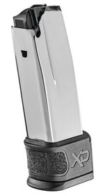 Springfield XD Mod.2 Magazine Spacer Sleeve 9mm/40 S&W, Black Finish