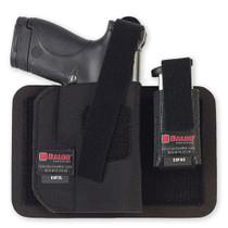 "Galco CarrySafe Gen2 Springfield XD-E 3.3"" Nylon Black"