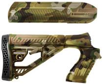 Adaptive Tactical EX Performance Shotgun Polymer MultiCam