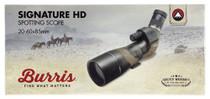 BUR SIGNATURE HD SPOTTING Scope 20-60X85
