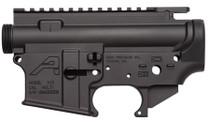 Aero Precision AR-15 Stripped Receiver Set, Black